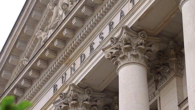 Der Bundesrat in Berlin (Schweger & Partner)