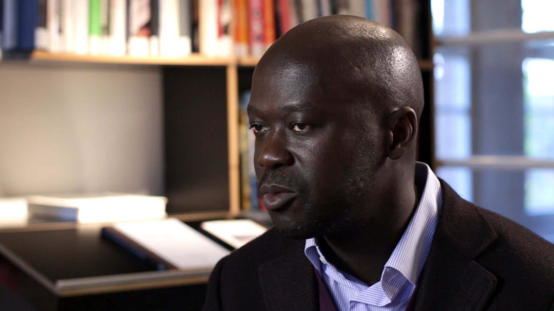 Komplexität und Wandel: Interview mit Architekt David Adjaye (London)