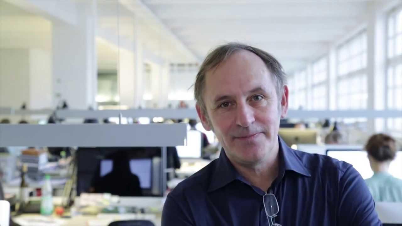 Volker Staab spricht über die Architektur seines Büros