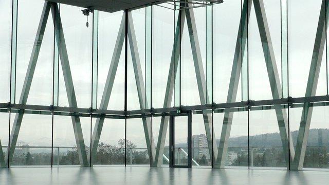 Interview mit Christian Kerez, Architekt des Schulhauses in Leutschenbach (Zürich)