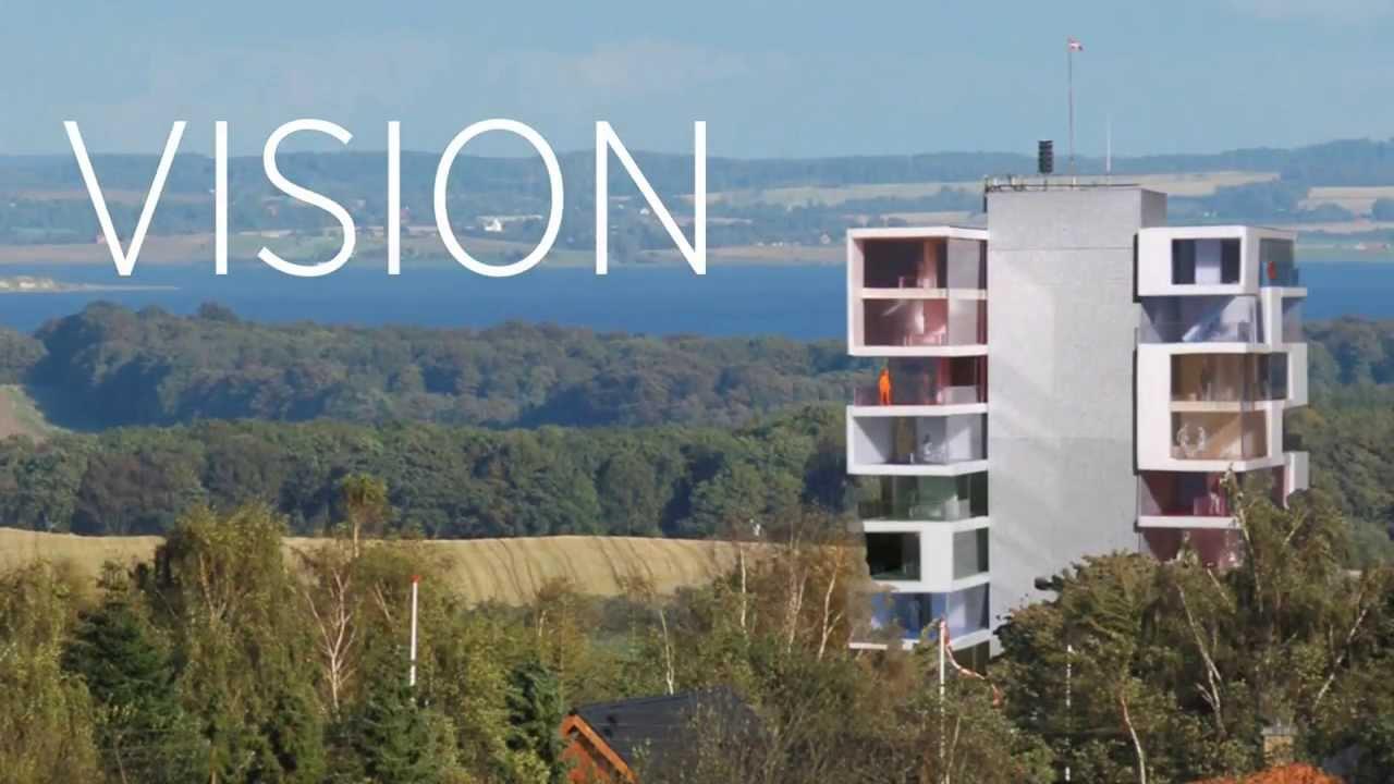 Das Hochhaus auf dem Land: C.F. Møller Architekten bauen Getreidesilo um