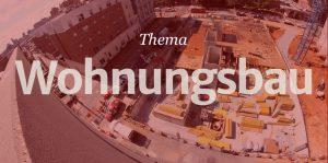 Themenseite: Wohnungsbau und Wohn-Architektur