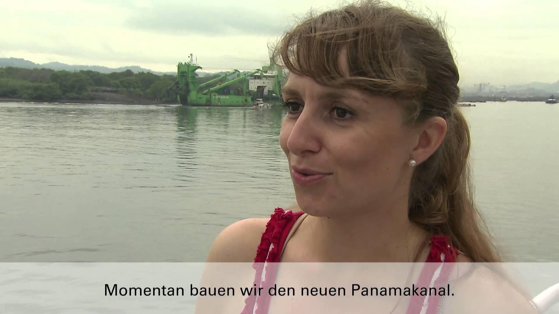 6 Millionen Kubikmeter Beton: Die neuen Schleusen des Panamakanals