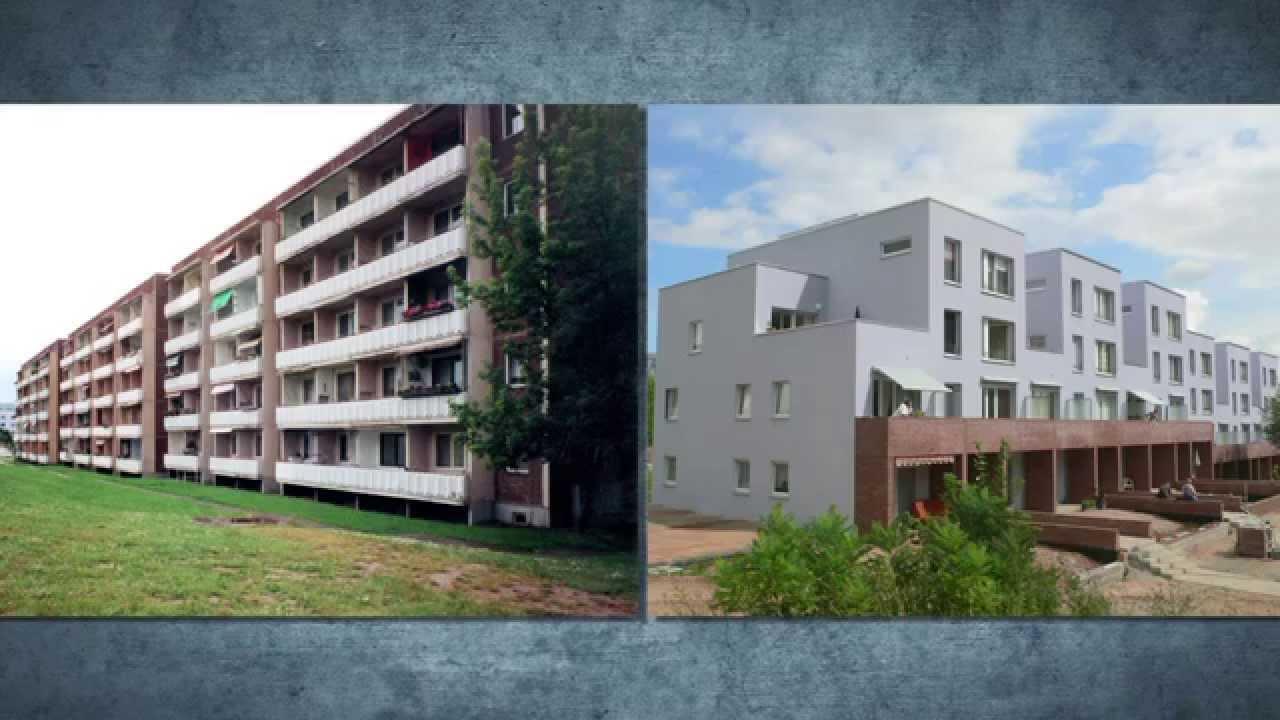 Stadtvillen statt Plattenbau: Stefan Forsters Sanierungsprojekte in Leinefelde / Thüringen