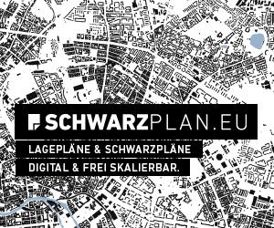 Schwarzplan-Archiv im Internet
