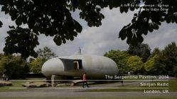Hauchdünn: Der Serpentine Pavillon 2014 von Smiljan Radić