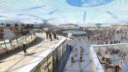 Foster + Partners und Fernando Romero planen den neuen Flughafen von Mexico City