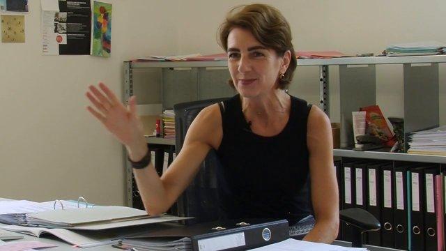 Die Work-Life-Balance der Schweizer Architektin Cornelia Pauletti