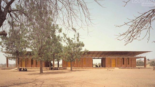 Architektur als sozialer Prozess: Diébédo Francis Kéré im Porträt