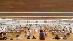 """Riesig: Der Buchladen """"Livraria Cultura"""" von Studio MK27 in São Paulo"""