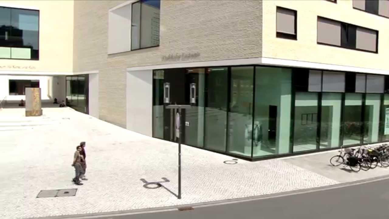 Architekturbüro Münster volker staab architekten das lwl museum in münster