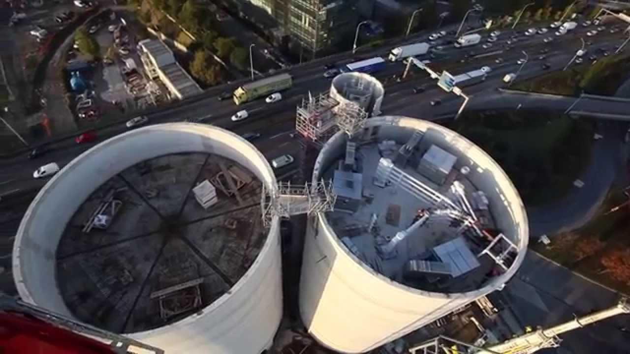 Paris: Zement aus eleganten Beton-Silos (vi·b architecture)