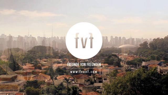 Freunde von Freunden besucht Guto Requena in São Paulo