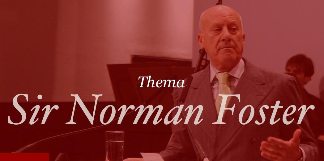 Videos und Architekturfilme über die Projekte von Architekt Sir Norman Foster (Foto: bigbug21 / Wikimedia Commons)
