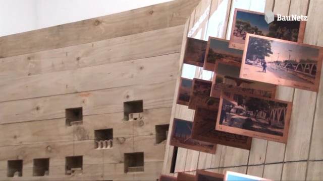 """Interview mit Alejandro Aravena: """"The Magnet and the Bomb"""" (2012)"""