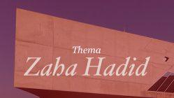 Thema: Videos zu Projekten von Zaha Hadid
