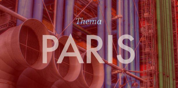 Centre Pompidou / Beaubourg (Foto: Miwok / Flickr, CC0 1.0)