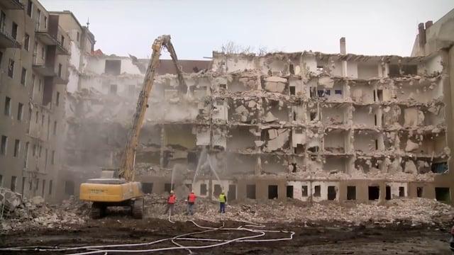 """Berlin und die Immobilienhaie: Dokumentarfilm """"Die Stadt als Beute"""""""