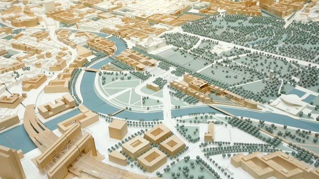 """Das """"Berlin-Modell"""": Architektur und Stadtentwicklung seit 1990 im Überblick"""