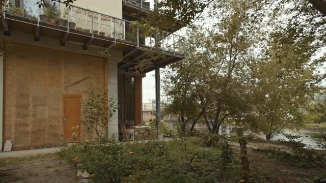 Private Räume, Gemeinschaftsräume, Optionsräume: Spreefeld in Berlin