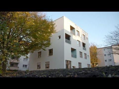 """""""Bremer Punkt"""": Serieller Wohnungsbau in Holz-Hybridbauweise"""