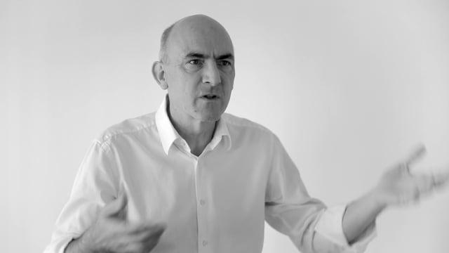 """""""Reif für die Praxis"""": Prof. Dr. Mike Schlaich über Infraleichtbeton"""