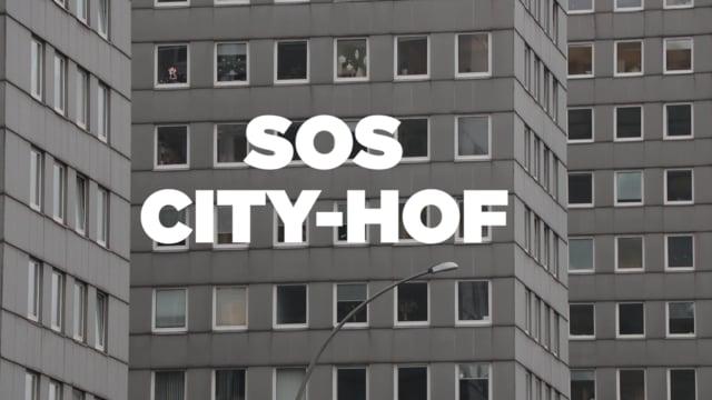 """City-Hof Hamburg von Rudolf Klophaus: Der """"Weiße Schwan"""" am Klosterwall steht kurz vor dem Abriss"""