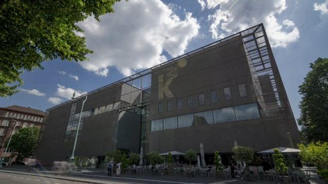 Neubau der Kunsthalle Mannheim: Museumsbesuch per Hyperlapse