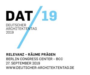 DAT 19 / Deutscher Architektentag 2019