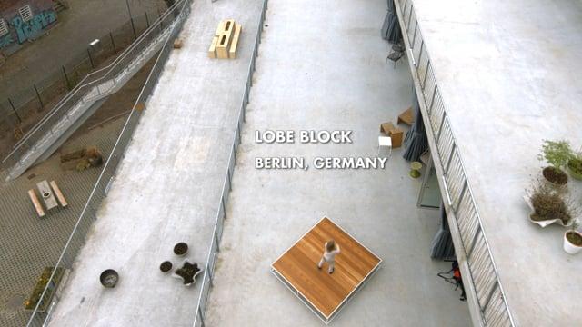 Terrassenhaus Berlin / Lobe Block (Brandlhuber / Burlon / Emde / Petzet)