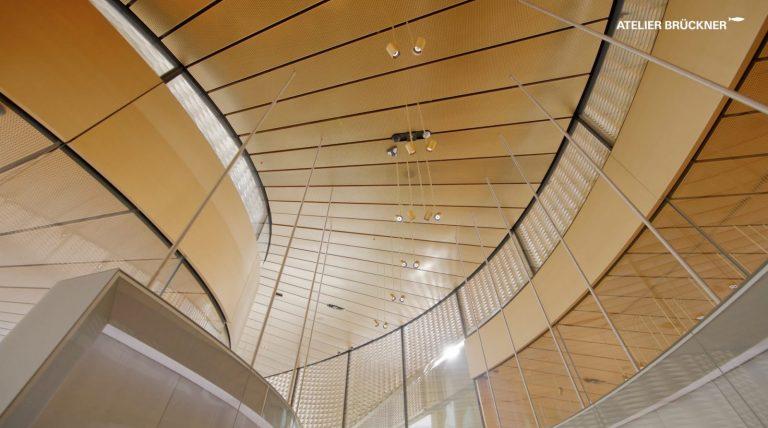 Ausstellungsarchitektur von Atelier Brückner: Das Musée Atelier Audemars Piguet