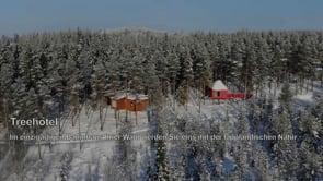 Architekten-Baumhaus mit Ausblick: Das Treehotel