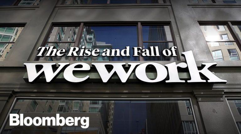 WeWork: Der Aufstieg und Fall eines Coworking-Startups